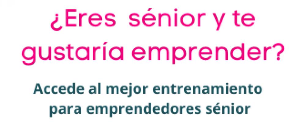 50Pro: Emprendimiento por y para seniors