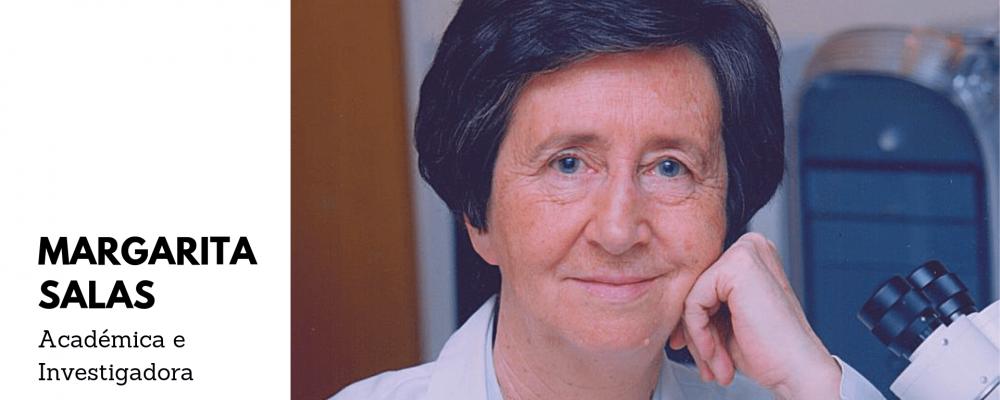 Exponentes senior: Margarita Salas, pionera y mentora